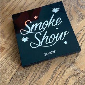 Colourpop Smoke Show palette